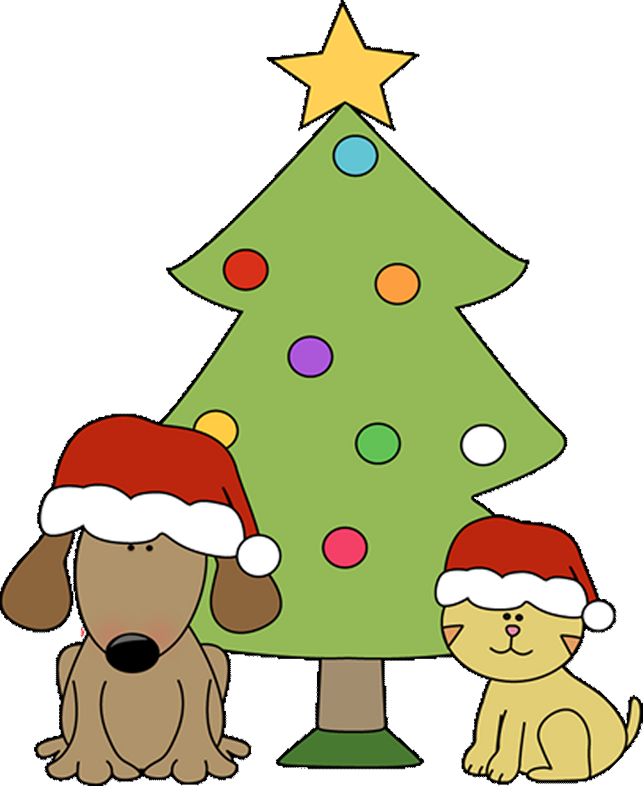 HSAC Paw-liday Tree